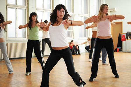 Dansschool in Enschede