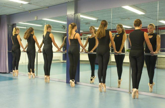 Dansscholen in Enschede