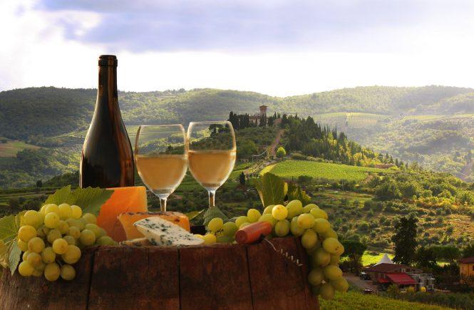 italiaanse wijn